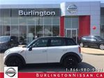 2014 MINI Cooper Countryman ACCIDENT FREE ! ONE OWNER ! in Burlington, Ontario