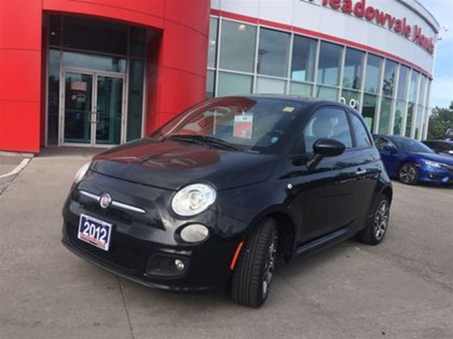 2012 FIAT 500 l CRUISE CONTROL l USB CONNECTION in Mississauga, Ontario