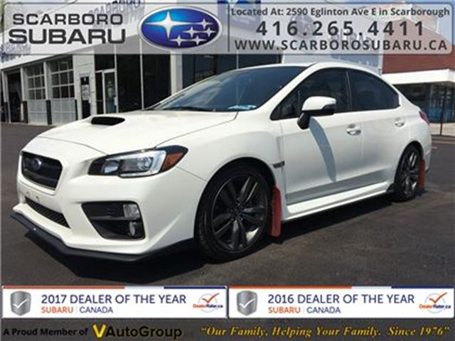 2016 SUBARU IMPREZA Sport-tech PKG, FROM 1.9% FINANCING AVAILABLE in Scarborough, Ontario
