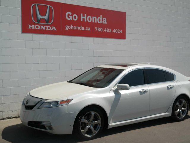 2010 ACURA TL TECH, AWD, A-SPEC GROUND EFFECTS in Edmonton, Alberta