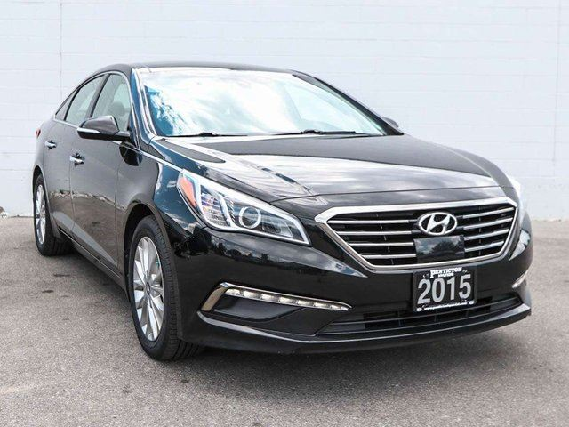 2015 HYUNDAI SONATA Limited in Penticton, British Columbia