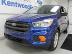 2017 Ford Escape S in the lightning blue with a back up cam in Edmonton, Alberta