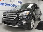 2017 Ford Escape SE black with black and a sprinkle of galactic grey inside. It's out of this world in Edmonton, Alberta