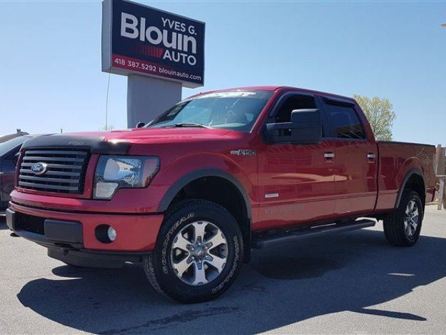 2011 Ford F-150 FX4, 112 636 km seulement!! Tout n++quipn++! in Sainte-Marie, Quebec
