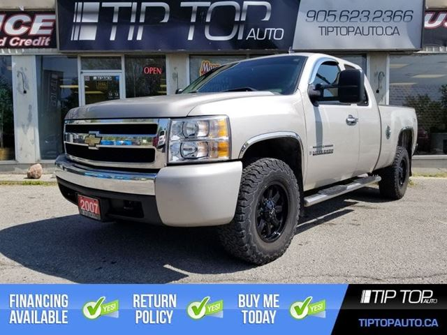 2007 CHEVROLET SILVERADO 1500 LS ** 4.8L V8, 4X4, Well Equipped ** in Bowmanville, Ontario