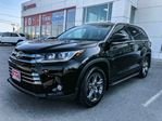2017 Toyota Highlander   LIMITED+XTRA WARRANTY-160,000 KMS! in Cobourg, Ontario