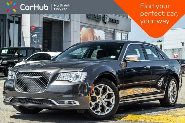 2017 CHRYSLER 300 C Platinum AWD Pano_Sunroof Heat Seats Keyless_Go 19Alloys in Thornhill, Ontario