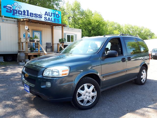 2006 CHEVROLET Uplander LS in Whitby, Ontario