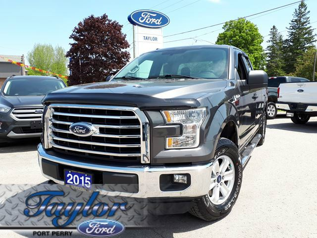 2015 FORD F-150 XLT in Port Perry, Ontario