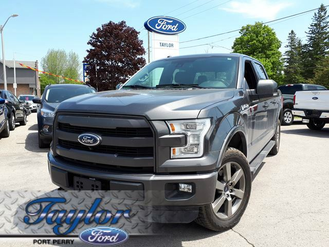 2016 FORD F-150 Lariat in Port Perry, Ontario