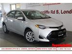 2017 Toyota Corolla LE BACKUP CAMERA HEATED SEATS SAFETY SENSE P in London, Ontario