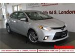 2014 Toyota Corolla SINGLE OWNER LE MOONROOF ALLOYS HEATED SEATS in London, Ontario