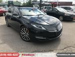 2013 Lincoln MKZ NAV   PANO RF   LEATHER   AWD   CAM in London, Ontario