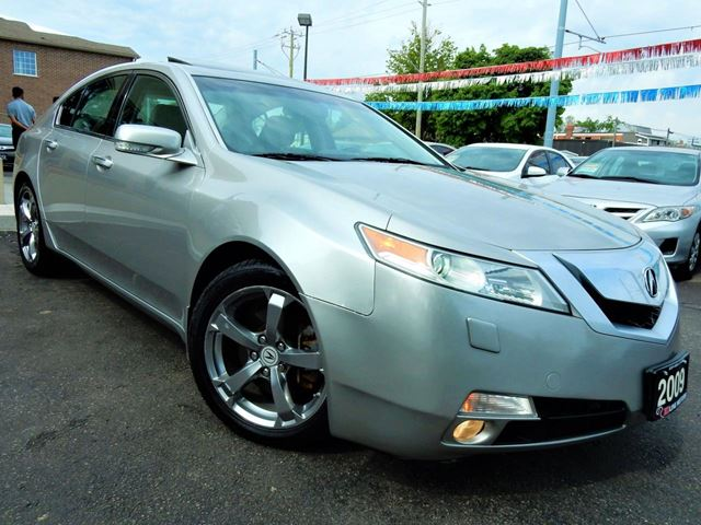 2009 ACURA TL SH-AWD TECH PKG  NAVI.CAMERA  LEATHER.ROOF in Kitchener, Ontario