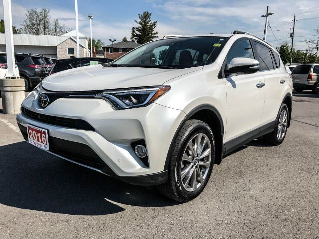 2016 TOYOTA RAV4 Limited LIMITED+XTRA WARRANTY-2020! in Cobourg, Ontario