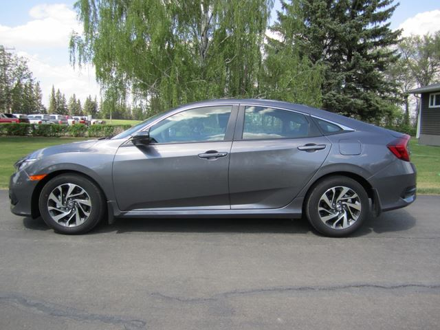 2017 Honda Civic EX in Melfort, Saskatchewan