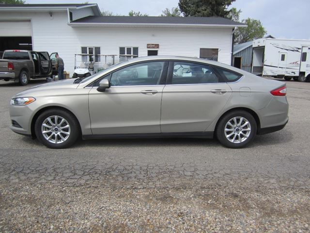 2015 Ford Fusion S in Melfort, Saskatchewan