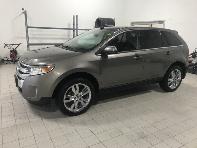2014 Ford Edge Limited in Steinbach, Manitoba