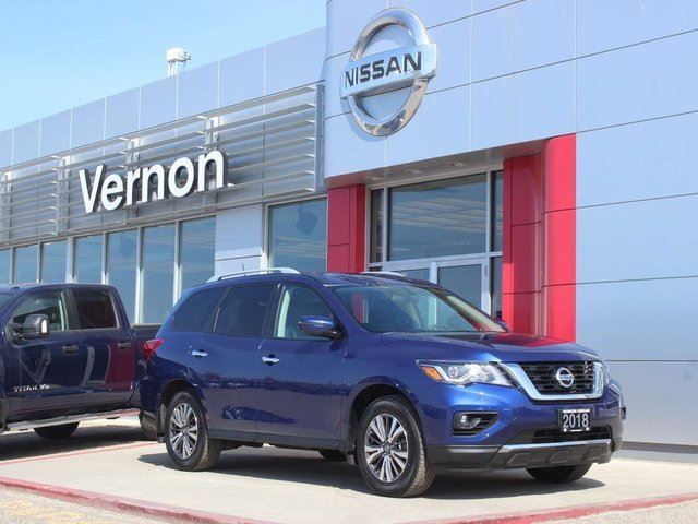 2018 Nissan Pathfinder SV Tech - Kelowna, British Columbia Car For ...