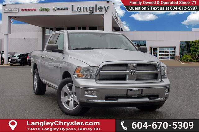 2012 DODGE RAM 1500 SLT in Surrey, British Columbia