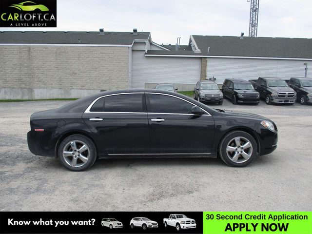 2012 CHEVROLET MALIBU LT Platinum Edition- HEATED SEATS * CRUISE  in Kingston, Ontario