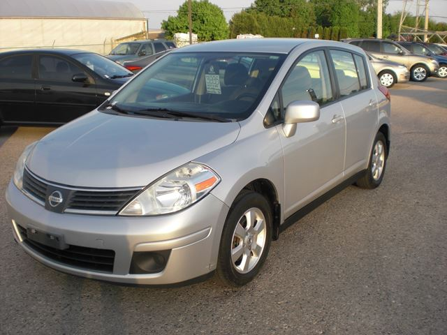 2008 Nissan Versa 1.8 S in London, Ontario