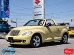 2007 Chrysler PT Cruiser Touring Convertible ~Low Mileage ~Very Clean in Barrie, Ontario