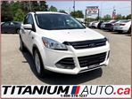 2014 Ford Escape SE+2.0L+Camera+GPS+Pano Roof+Heated Power Seats+ in London, Ontario