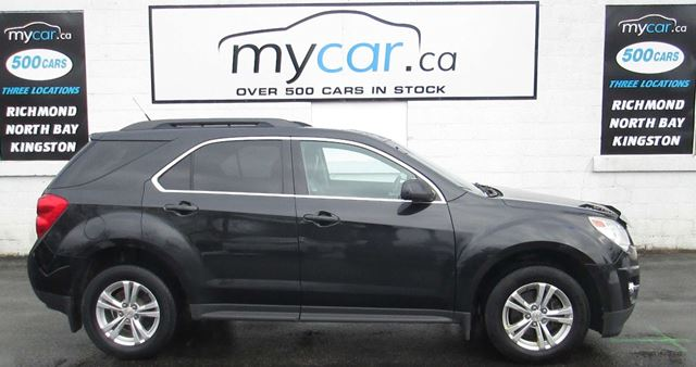 2012 CHEVROLET EQUINOX 2LT LEATHER, POWER SUNROOF, HEATED SEATS in Kingston, Ontario
