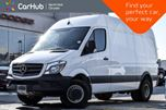2017 Mercedes-Benz Sprinter 3500 High Roof 144 Backup_Cam Keyless_Entry in Thornhill, Ontario
