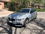 2017 BMW 4 Series 2dr Cpe 430i xDrive AWD Premium Package in Mississauga, Ontario