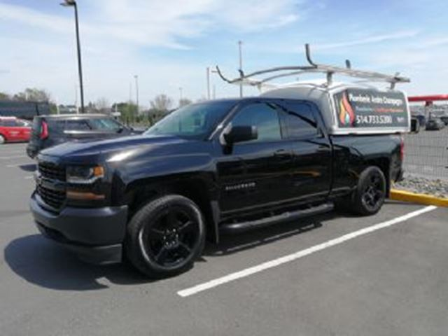 2017 CHEVROLET Silverado 1500 4WD DOUBLE CAB TRUCK in Mississauga, Ontario