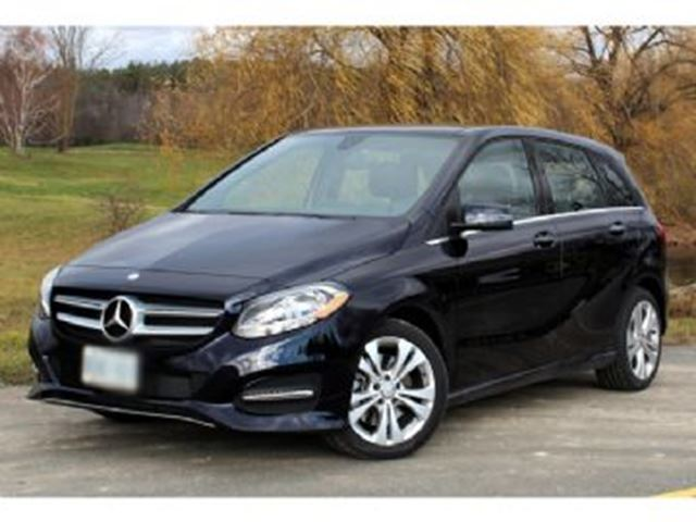 2017 MERCEDES-BENZ B-Class B250 4MATIC in Mississauga, Ontario