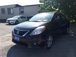 2012 Nissan Versa certified,Low kms!! in Oshawa, Ontario