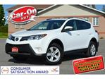 2013 Toyota RAV4 XLE AWD SUNROOF REAR CAM HTD SEATS ALLOYS LOADED in Ottawa, Ontario