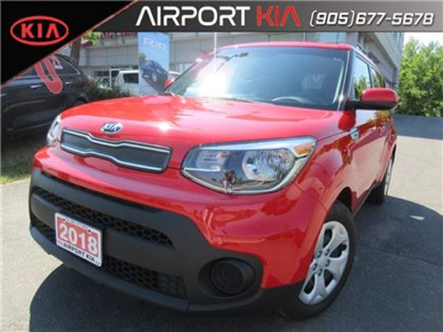2018 KIA Soul LX / Air condition / Bluetooth / Almost new in Mississauga, Ontario