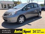 2013 Honda Fit LX/LOW, LOW KMS/PRICED-QUICK SALE ! in Kitchener, Ontario