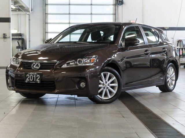 2012 LEXUS CT 200H Hybrid in Kelowna, British Columbia
