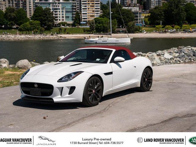 2015 JAGUAR F-TYPE Convertible in Vancouver, British Columbia