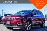 2019 Jeep Cherokee New Car Limited 4x4 Navi Pano Sunroof Blind Spot P P Parking R-Start Backup Cam 18Alloy in Bolton, Ontario