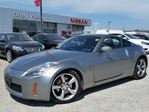 2005 Nissan 350Z 35th Anniversary Edition - Model-Auth# (046) 6spd w/all leather,boss premium sound,heated seats,power seats,brembo braking  in Cambridge, Ontario