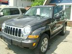 2006 Jeep Liberty Limited in Oakville, Ontario