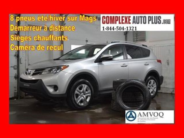 2014 TOYOTA RAV4 LE AWD 4x4 *Camera de recul, Banc chauffant in Saint-Jerome, Quebec