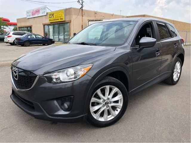 2014 MAZDA CX-5 GX SPORT MAGS NAVIGATION HEATED FRONT SEATS in St Catharines, Ontario