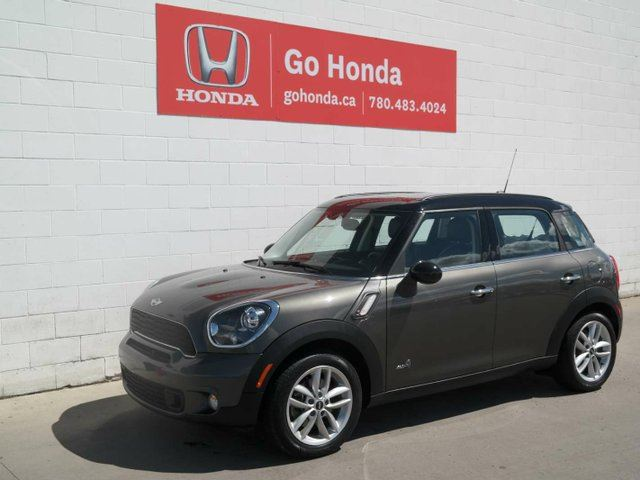 2014 MINI COOPER Countryman COUNTRYMAN S, AWD in Edmonton, Alberta
