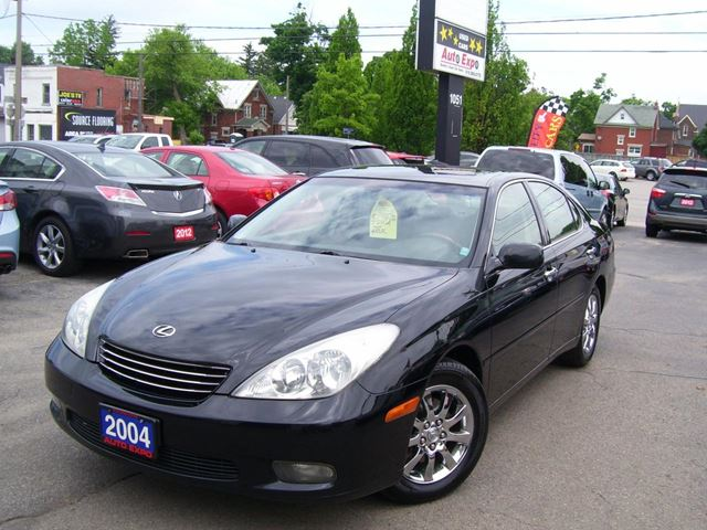 2004 LEXUS ES 330 FULLY LOADED,NAVI,LEATHER,ALLOYS in Kitchener, Ontario