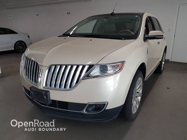 2014 LINCOLN MKX AWD 4dr NAVIGATION  BACK UP CAMERA in Vancouver, British Columbia