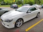 2016 BMW 6 Series 650I Xdrive/M SPORT PACKAGE in Mississauga, Ontario