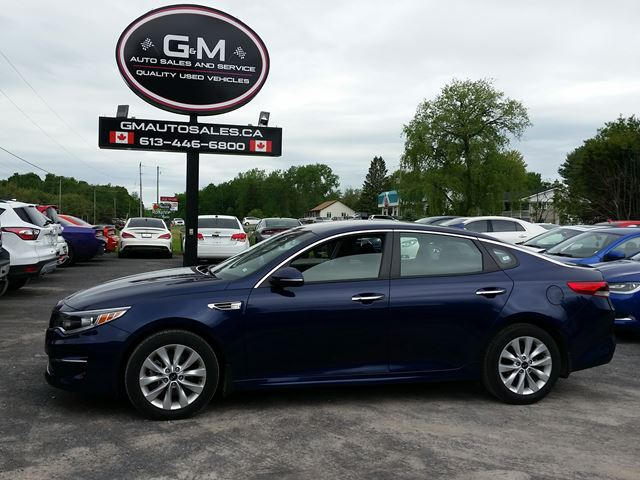 2018 Kia Optima LX for sale