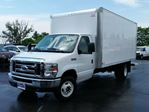 2017 Ford Econoline 16' CUBE/STAKE/BOX -C/W RAMP in Belleville, Ontario